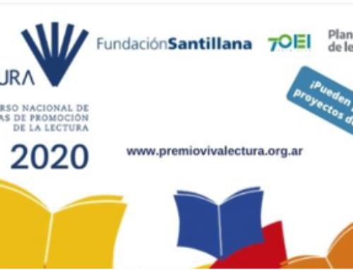 Premio Vivalectura 2020. Entornos digitales